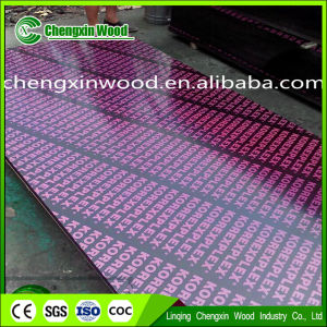 All Kind of Quality Film for Construction From Linqing Chengxin Wood pictures & photos