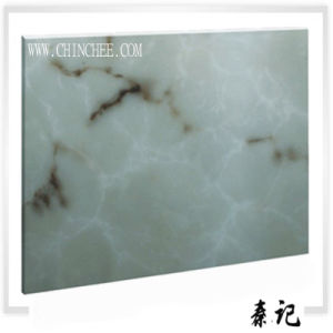 Alabaster Stone Resin Panels=Ys for Wall Decoration