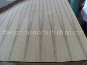 Natural Teak Veneer Plywood for Good Use pictures & photos