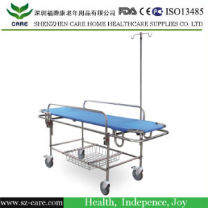 Hospital Emergency First Aid Bed for Patient Transfer