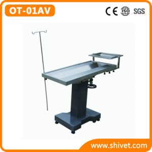 Veterinary Operating Table (OT-01AV(U)) pictures & photos
