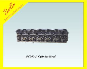 Komatsu Genuine 6D105 Cylinder Head for PC200-3 (Part number: 6137-12-1600) pictures & photos