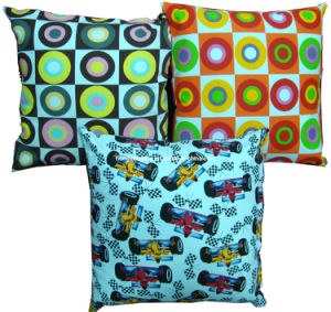 Canvas Square Cotton Cushion