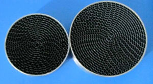 Catalyst Honeycomb Metal Substrate for Catalytic Converter pictures & photos