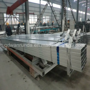 Galvanized Steel Tube Use for Fence/Steel Frame pictures & photos