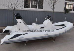 Liya 17FT Sea Boat Center Console Speed Boats for Sale pictures & photos