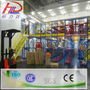 Adjustable Heavy Duty Warehouse Pallet Rack Mezzanine pictures & photos