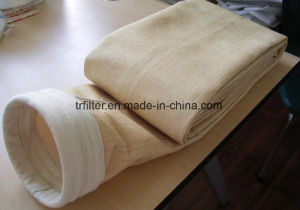 Nonwoven Needle Punched Filter Water and Oil Repellent PPS Dust Filter Bag pictures & photos