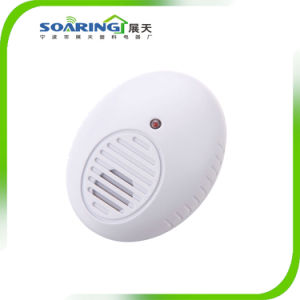 3PCS Mini Pest Repeller with Fluctuating High-Frequency Sound Wave (ZT09037) pictures & photos