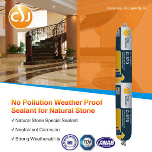 Non Pollution Weatherproof Nautral Silicone Sealant for Stone pictures & photos