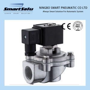 """G3/4"""" Thread Right-Angle Pneumatic Solenoid Air Valve pictures & photos"""