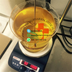 Finished Steroid Oil Tmt Blend 375 with Test E Tren E Masterone E for Bodybuilding pictures & photos