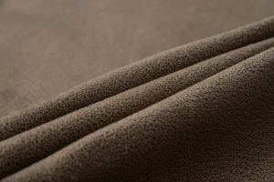 Hot Sale Micro Suede Furniture Fabric Packing in Roll pictures & photos
