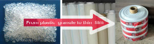 Super High Speed HDPE-LDPE Film Blowing Machine pictures & photos
