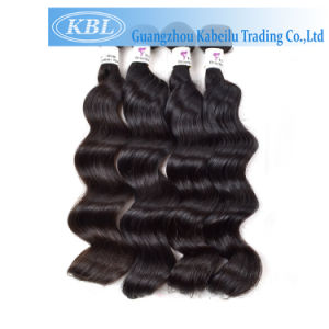 Loose Wave Bundle Brazilian Grade 7A Human Hair pictures & photos