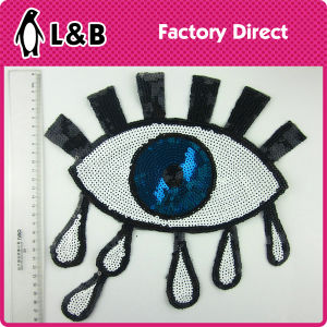 New Arrival Fashion Decorative Sequins Embroidery Paillette Patches for T Shirt pictures & photos