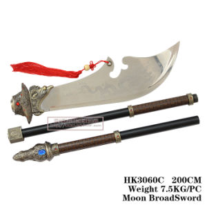 Guan Yu′s Sword with Stand 200cm HK3060c pictures & photos