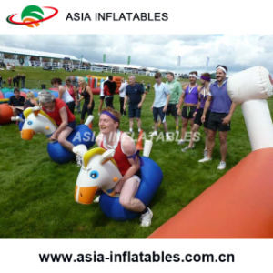 Inflatable Pony Hop Racing Race Track, Inflatable Derby Race, Inflatable Horse Racing pictures & photos