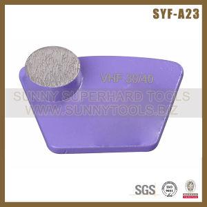 Diamond Floor Grinding Concrete Plate (SYYH-01) pictures & photos