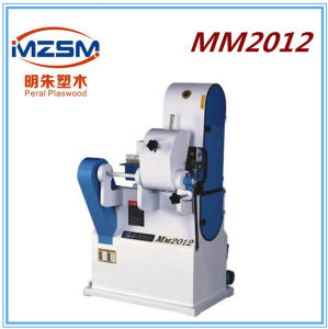 mm2012 Model Wood Rod Single Belt Sanding Machine pictures & photos