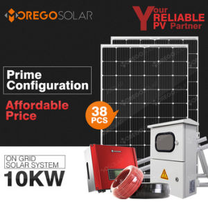 Moregosolar PV Solar Power System Generator 10kw Light pictures & photos