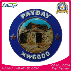 Soft PVC Badge in Custom Your Logo pictures & photos