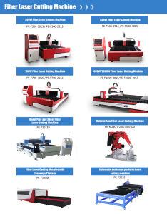 500W-3000W Metal Stainless Steel Fiber Laser Cutting Machine pictures & photos