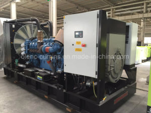 Top Rank Diesel Generator Set with China Yuchai Engine pictures & photos