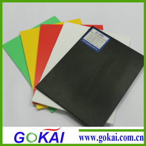 3mm 0.55g/cm3 PVC Foam Board with Good Quality pictures & photos