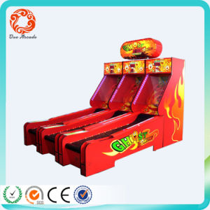 Factory Outlet Coin Operated Fancy Bowing Arcade Kids Bowing Game Machine pictures & photos
