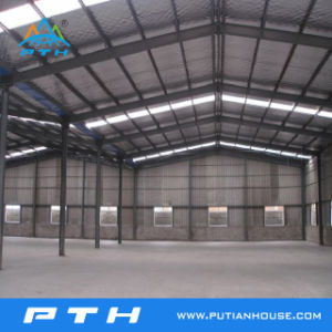 Construction Design Steel Structure for Warehouse pictures & photos