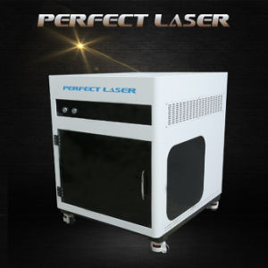 Perfect Laser! 3D Laser Engraving Machine for Crystal and Glass pictures & photos