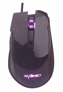 3200 Dpi Colorful LED Light Optical Msg-X4 Gaming Mouse pictures & photos