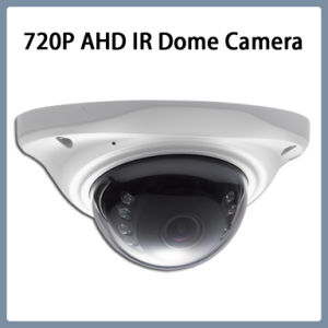 Vandal-Proof 1.0MP 720p Ahd IR Mini Dome CCTV Camera pictures & photos