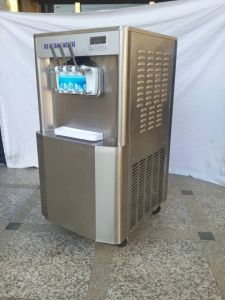Newest Ice Cream Machine in Snack Machinery with CE pictures & photos