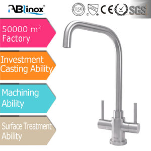 Quality Stainelss Steel Water Filter Tap pictures & photos