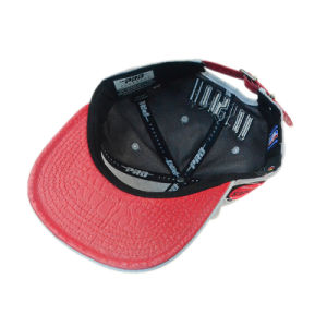 White Cotton 3D Embroidery Custom Sports Man Hat Snapback Cap pictures & photos