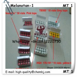 Mt-1, Melanotan-1, 10mg/Vial 75921-69-6 99% Purity Mt1 pictures & photos