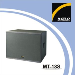 PRO Audio / Professional Speaker MT-18S