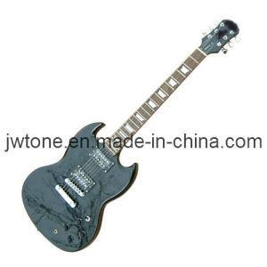 Mahogany Body Quality Custom Sg Electric Guitar pictures & photos