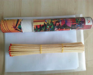 Colorful Head Fireplace Safety Wood Matches in Bulk pictures & photos
