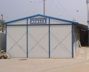 Elevated Prefabricated House