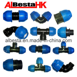 PP Mechanical Fittings pictures & photos