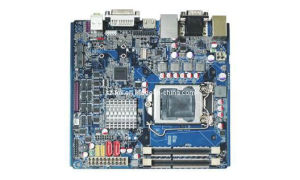 Special Designed Itx OEM Mainboard Support The Newest LGA1155 Interface All Series Processor with 8*USB 2.0/10*COM pictures & photos