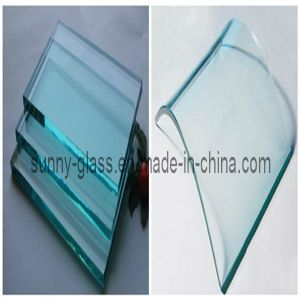 Curve Tempered Glass Toughened Glass Tempered Glass From Sunny Glass pictures & photos