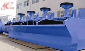 Gongyi Hengchang Copper Ore Flotation Machine with CE pictures & photos