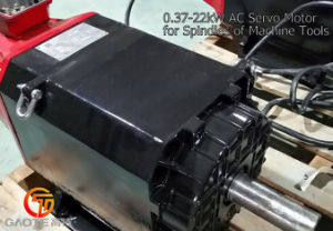 1.1kw~3000rpm~AC Servo Motor (for Spindles of Machine Tools) pictures & photos