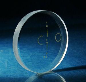 Cr39 Semi-Finished Optical Lens