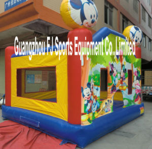 Inflatable Mickey Bouncer, Mickey Toy, Bouncy Castles