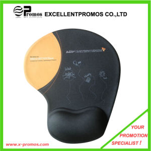 High Quality Silicon Gel Mouse Pad with Wrist Rest (EP-M1043) pictures & photos